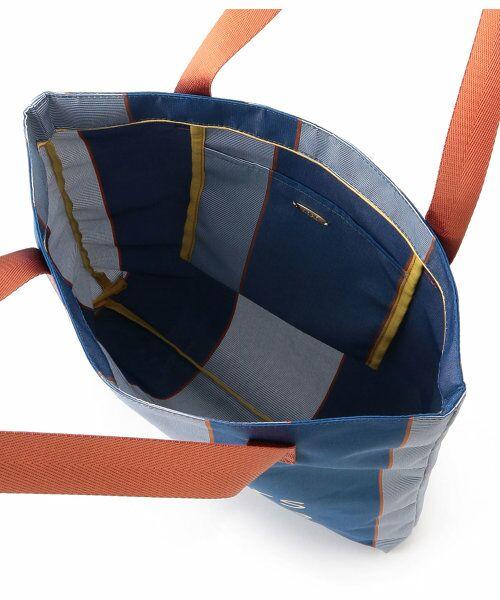 ROPE' / ロペ トートバッグ | 【A4サイズ対応】ストライプトートバッグ | 詳細7