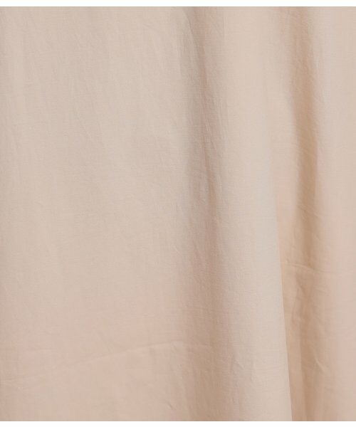 ROPE' / ロペ ワンピース | 【神山まりあ×ROPE'】袖バルーンバックVネックフレアドレス | 詳細5
