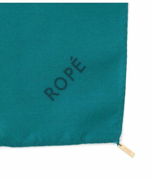 ROPE' / ロペ バンダナ・スカーフ | カラームジスカーフ | 詳細5