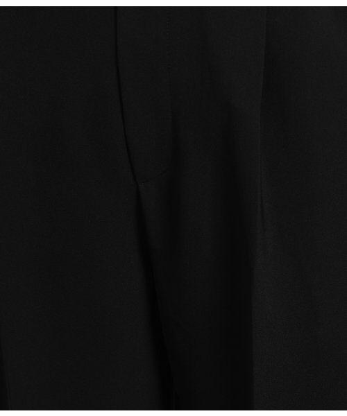 ROPE' / ロペ その他パンツ   【WEB限定】【ウォッシャブル】テーパードパンツ   詳細10