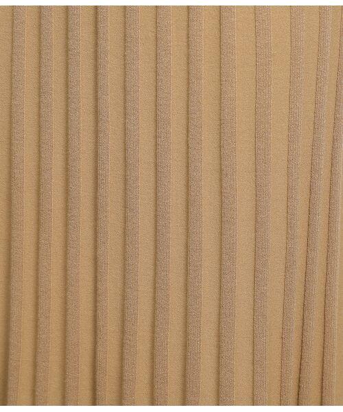 ROPE' / ロペ スカート | 【セットアップ対応】ワイドリブマーメイドニットスカート | 詳細12