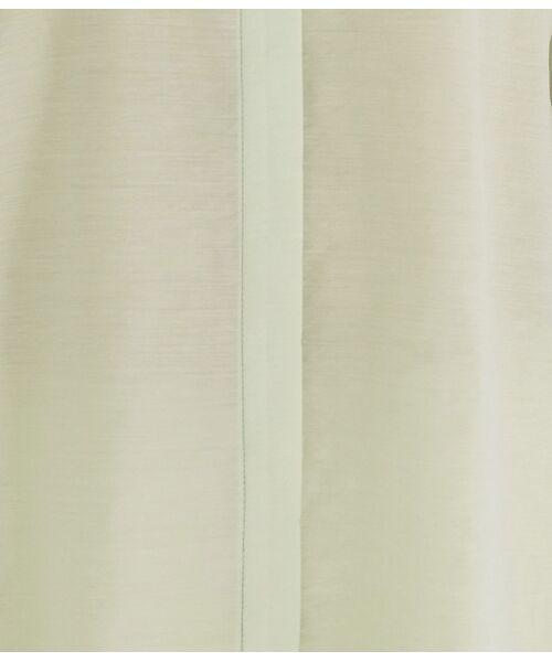 ROPE' / ロペ シャツ・ブラウス | 【ドラマ着用】【洗える】【21SS】袖ボリュームスリーブシアーブラウス | 詳細10