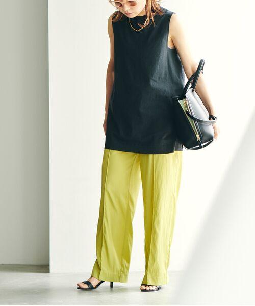 ROPE' / ロペ ハンドバッグ | 【新色追加】【E'POR】Y bag Medium (サイドジップトートバッグ) | 詳細1