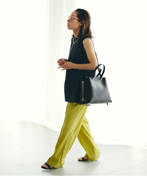 ROPE' / ロペ ハンドバッグ | 【新色追加】【E'POR】Y bag Medium (サイドジップトートバッグ) | 詳細10