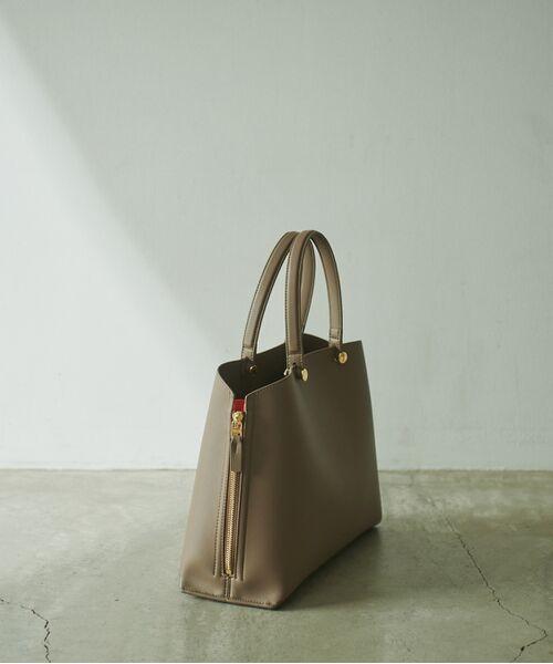 ROPE' / ロペ ハンドバッグ | 【新色追加】【E'POR】Y bag Medium (サイドジップトートバッグ) | 詳細22