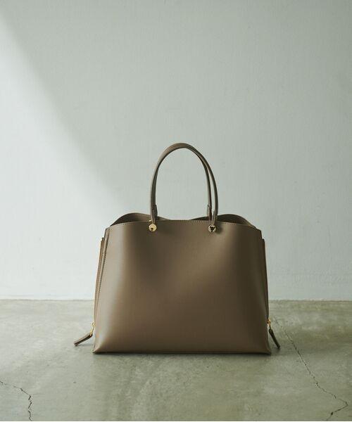 ROPE' / ロペ ハンドバッグ | 【新色追加】【E'POR】Y bag Medium (サイドジップトートバッグ) | 詳細25