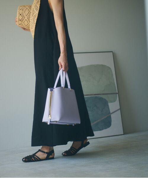 ROPE' / ロペ ハンドバッグ | 【新色追加】【E'POR】Y bag Medium (サイドジップトートバッグ) | 詳細29