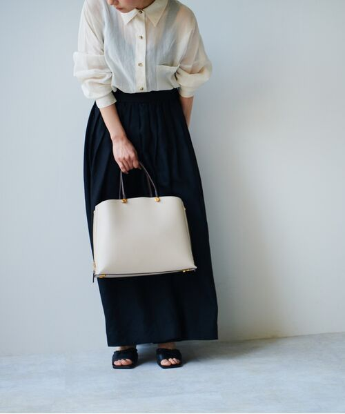 ROPE' / ロペ ハンドバッグ | 【新色追加】【E'POR】Y bag Medium (サイドジップトートバッグ) | 詳細17
