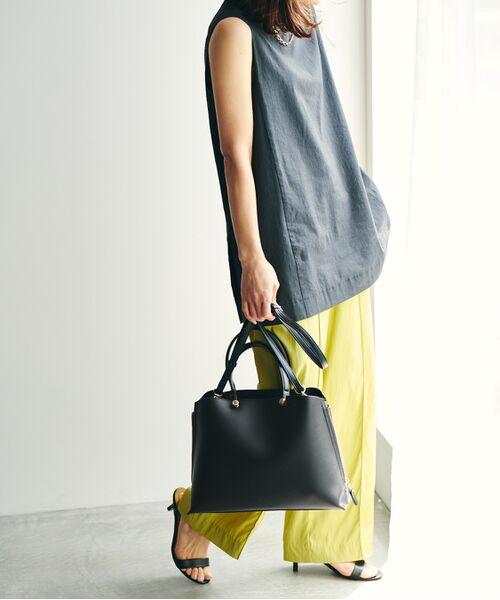 ROPE' / ロペ ハンドバッグ | 【E'POR】【一部WEB限定】Y bag Medium (サイドジップトートバッグ) | 詳細13