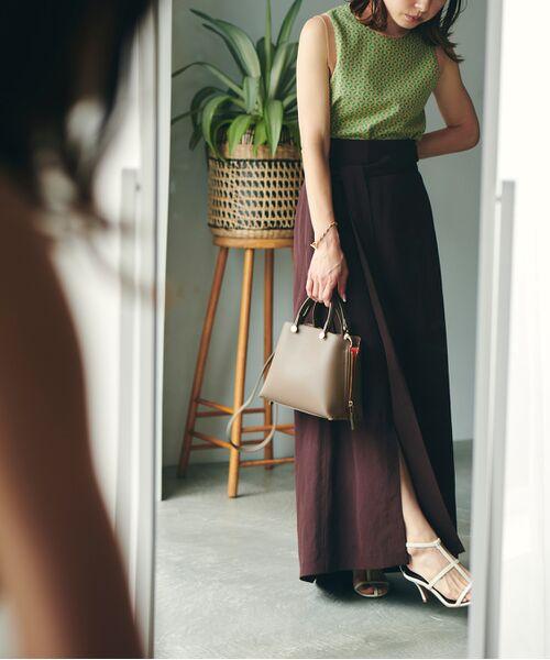 ROPE' / ロペ ハンドバッグ | 【E'POR】【一部WEB限定】Y bag Mini(サイドジップミニショルダーバッグ) | 詳細1