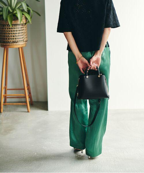 ROPE' / ロペ ハンドバッグ | 【E'POR】【一部WEB限定】Y bag Mini(サイドジップミニショルダーバッグ) | 詳細3