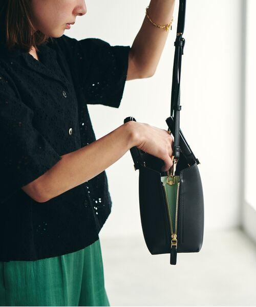 ROPE' / ロペ ハンドバッグ | 【E'POR】【一部WEB限定】Y bag Mini(サイドジップミニショルダーバッグ) | 詳細4