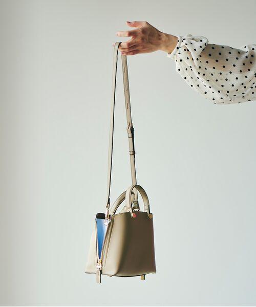 ROPE' / ロペ ハンドバッグ | 【E'POR】【一部WEB限定】Y bag Mini(サイドジップミニショルダーバッグ) | 詳細5