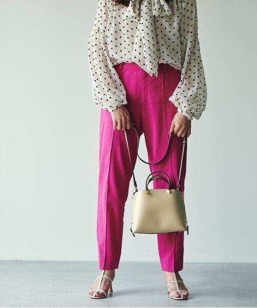 ROPE' / ロペ ハンドバッグ | 【E'POR】【一部WEB限定】Y bag Mini(サイドジップミニショルダーバッグ) | 詳細6