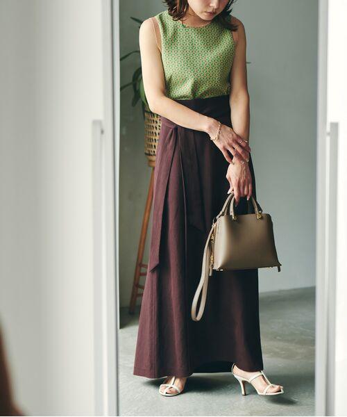 ROPE' / ロペ ハンドバッグ | 【E'POR】【一部WEB限定】Y bag Mini(サイドジップミニショルダーバッグ) | 詳細8