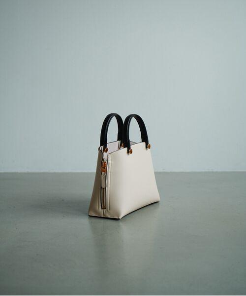 ROPE' / ロペ ハンドバッグ | 【新色追加】【E'POR】Y bag Mini(サイドジップミニショルダーバッグ) | 詳細21