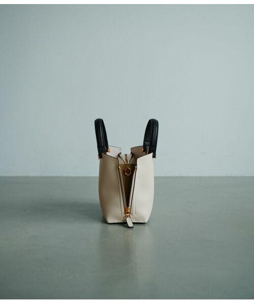 ROPE' / ロペ ハンドバッグ | 【新色追加】【E'POR】Y bag Mini(サイドジップミニショルダーバッグ) | 詳細22