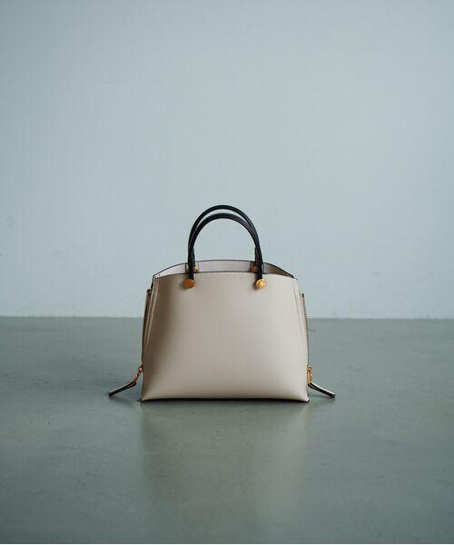 ROPE' / ロペ ハンドバッグ | 【新色追加】【E'POR】Y bag Mini(サイドジップミニショルダーバッグ) | 詳細24
