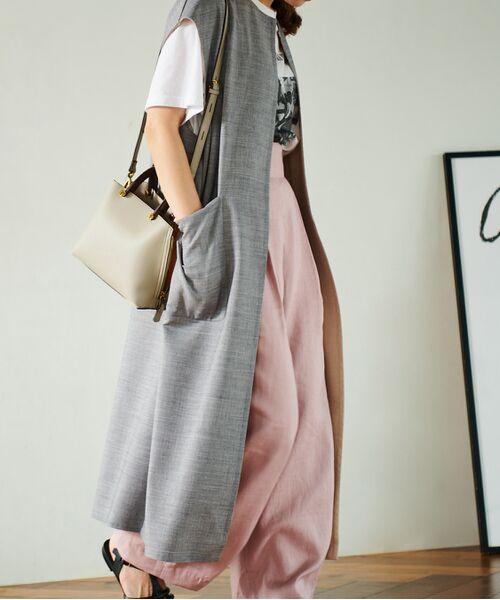 ROPE' / ロペ ハンドバッグ | 【新色追加】【E'POR】Y bag Mini(サイドジップミニショルダーバッグ) | 詳細28