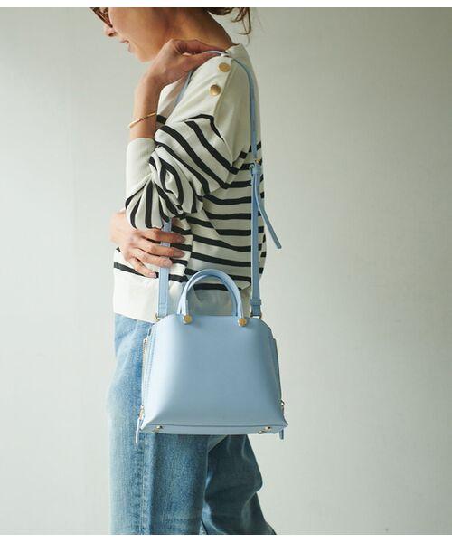 ROPE' / ロペ ハンドバッグ | 【E'POR】【一部WEB限定】Y bag Mini(サイドジップミニショルダーバッグ) | 詳細10