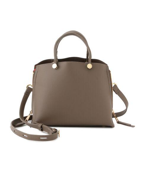 ROPE' / ロペ ハンドバッグ | 【E'POR】【一部WEB限定】Y bag Mini(サイドジップミニショルダーバッグ) | 詳細20