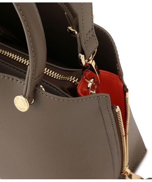 ROPE' / ロペ ハンドバッグ | 【E'POR】【一部WEB限定】Y bag Mini(サイドジップミニショルダーバッグ) | 詳細25