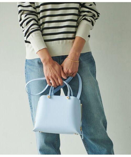 ROPE' / ロペ ハンドバッグ | 【E'POR】【一部WEB限定】Y bag Mini(サイドジップミニショルダーバッグ) | 詳細11
