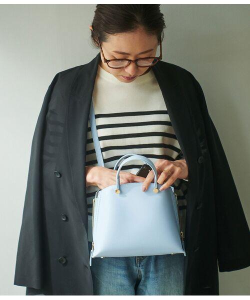 ROPE' / ロペ ハンドバッグ | 【E'POR】【一部WEB限定】Y bag Mini(サイドジップミニショルダーバッグ) | 詳細12