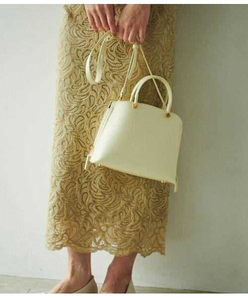 ROPE' / ロペ ハンドバッグ | 【E'POR】【一部WEB限定】Y bag Mini(サイドジップミニショルダーバッグ) | 詳細13