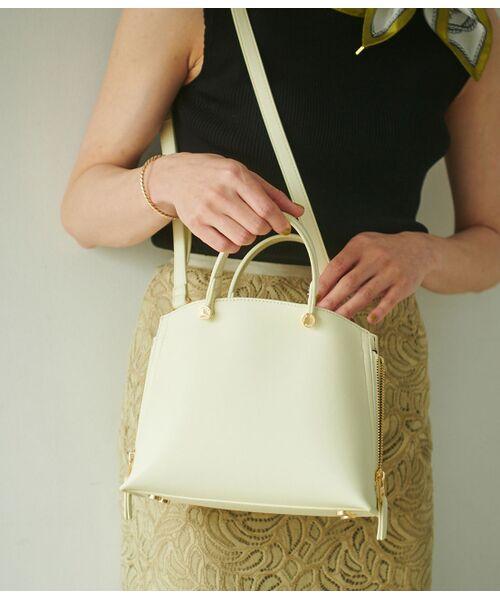 ROPE' / ロペ ハンドバッグ | 【E'POR】【一部WEB限定】Y bag Mini(サイドジップミニショルダーバッグ) | 詳細14