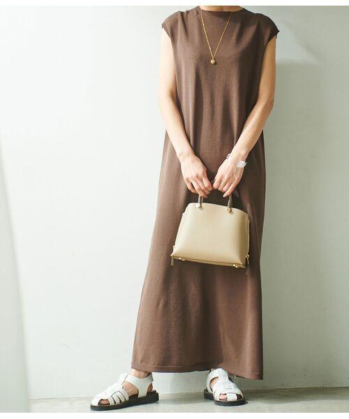 ROPE' / ロペ ハンドバッグ | 【E'POR】【一部WEB限定】Y bag Mini(サイドジップミニショルダーバッグ) | 詳細15