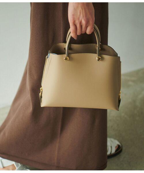 ROPE' / ロペ ハンドバッグ | 【E'POR】【一部WEB限定】Y bag Mini(サイドジップミニショルダーバッグ) | 詳細16