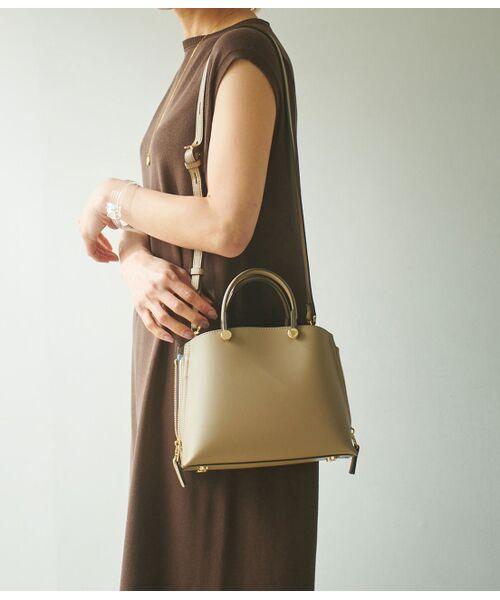 ROPE' / ロペ ハンドバッグ | 【E'POR】【一部WEB限定】Y bag Mini(サイドジップミニショルダーバッグ) | 詳細17