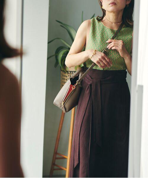 ROPE' / ロペ ハンドバッグ | 【E'POR】【一部WEB限定】Y bag Mini(サイドジップミニショルダーバッグ) | 詳細29