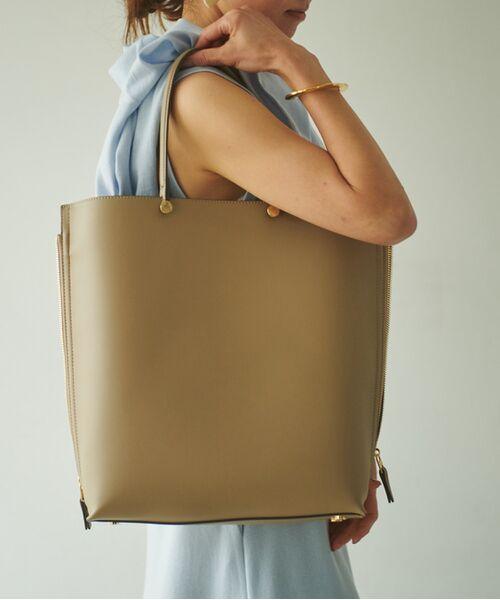 ROPE' / ロペ トートバッグ | 【新色追加】【E'POR】【A4対応】Y bag Large(サイドジップ縦型トートバッグ) | 詳細20
