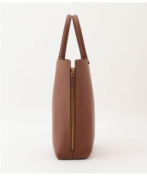 ROPE' / ロペ トートバッグ | 【E'POR】【一部WEB限定】【A4対応】Y bag Large(サイドジップ縦型トートバッグ) | 詳細10