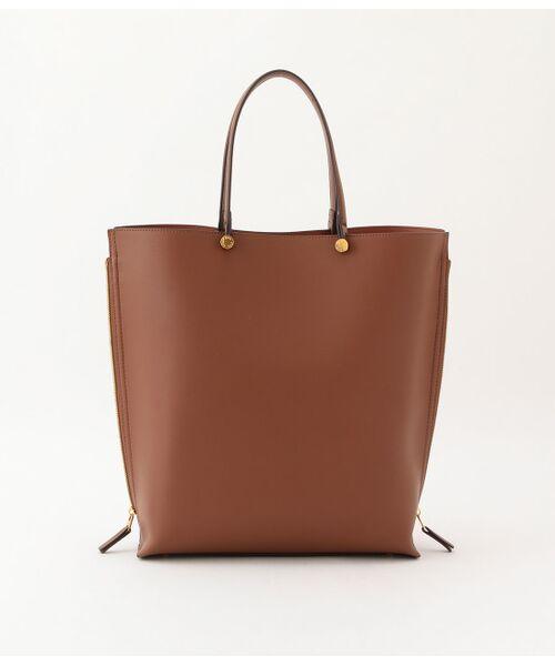 ROPE' / ロペ トートバッグ | 【E'POR】【一部WEB限定】【A4対応】Y bag Large(サイドジップ縦型トートバッグ) | 詳細11