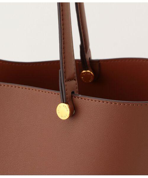 ROPE' / ロペ トートバッグ | 【E'POR】【一部WEB限定】【A4対応】Y bag Large(サイドジップ縦型トートバッグ) | 詳細12