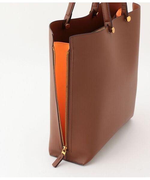 ROPE' / ロペ トートバッグ | 【E'POR】【一部WEB限定】【A4対応】Y bag Large(サイドジップ縦型トートバッグ) | 詳細13