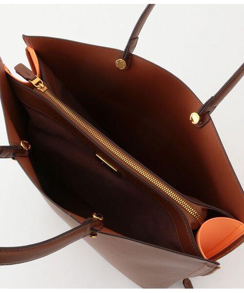 ROPE' / ロペ トートバッグ | 【E'POR】【一部WEB限定】【A4対応】Y bag Large(サイドジップ縦型トートバッグ) | 詳細14
