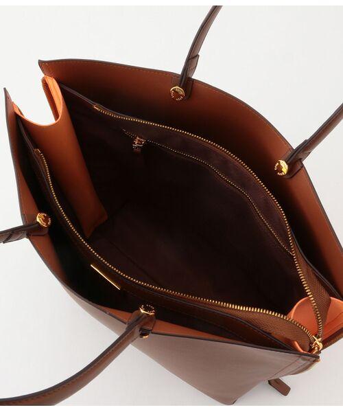 ROPE' / ロペ トートバッグ | 【E'POR】【一部WEB限定】【A4対応】Y bag Large(サイドジップ縦型トートバッグ) | 詳細15