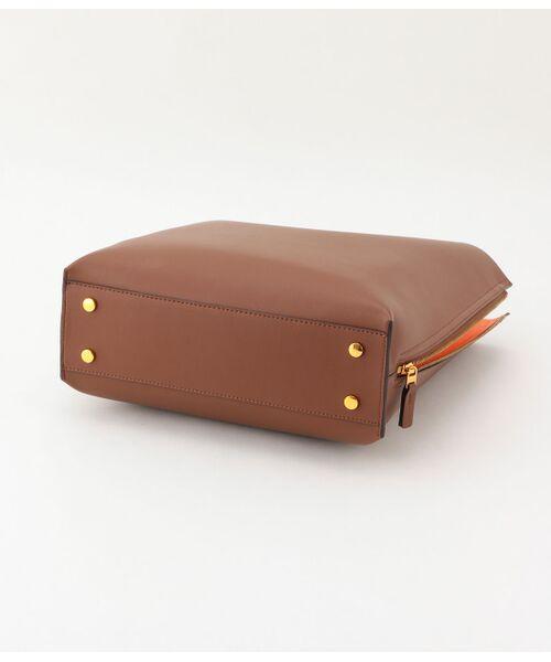 ROPE' / ロペ トートバッグ | 【E'POR】【一部WEB限定】【A4対応】Y bag Large(サイドジップ縦型トートバッグ) | 詳細16