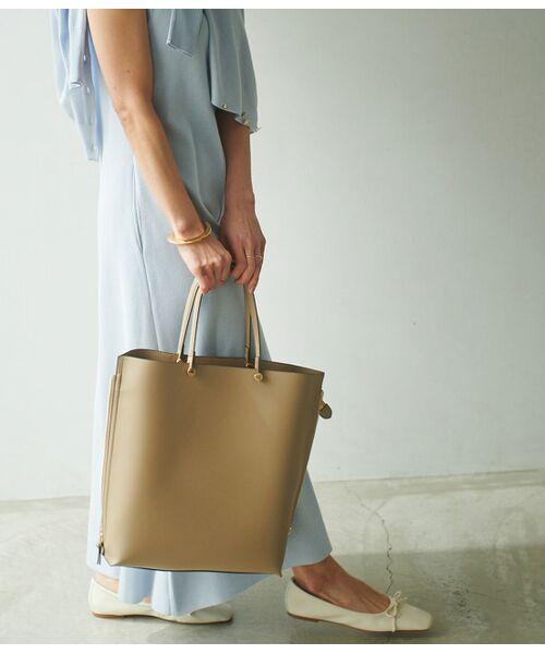 ROPE' / ロペ トートバッグ | 【E'POR】【一部WEB限定】【A4対応】Y bag Large(サイドジップ縦型トートバッグ) | 詳細24