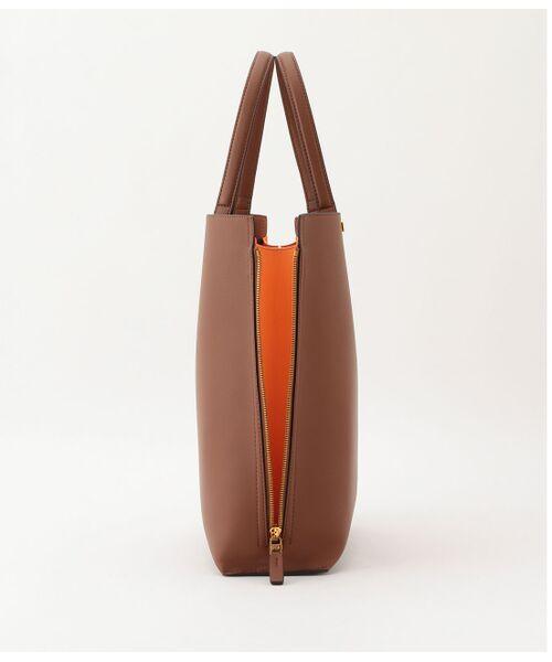 ROPE' / ロペ トートバッグ | 【E'POR】【一部WEB限定】【A4対応】Y bag Large(サイドジップ縦型トートバッグ) | 詳細9