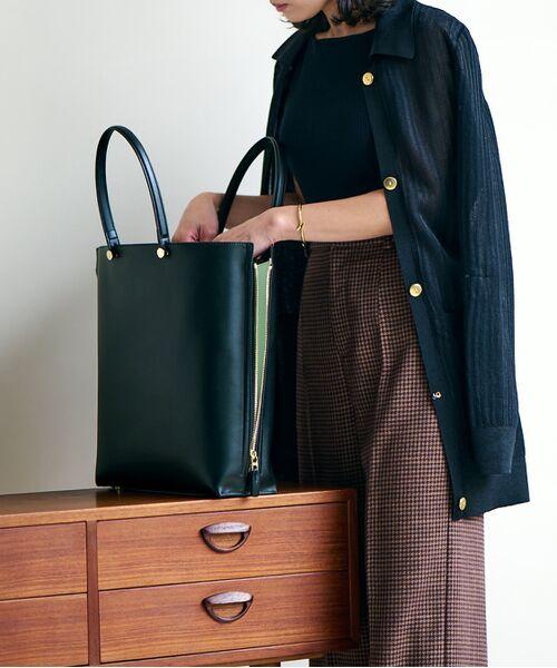 ROPE' / ロペ トートバッグ | 【E'POR】【一部WEB限定】【A4対応】Y bag Large(サイドジップ縦型トートバッグ) | 詳細25