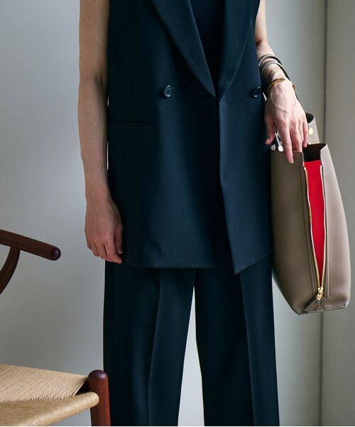 ROPE' / ロペ トートバッグ | 【E'POR】【一部WEB限定】【A4対応】Y bag Large(サイドジップ縦型トートバッグ) | 詳細27