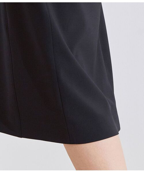 ROPE' / ロペ スカート | 【洗える】【オフィス/お仕事】ステッチ入りタイトスカート(セットアップ対応) | 詳細8