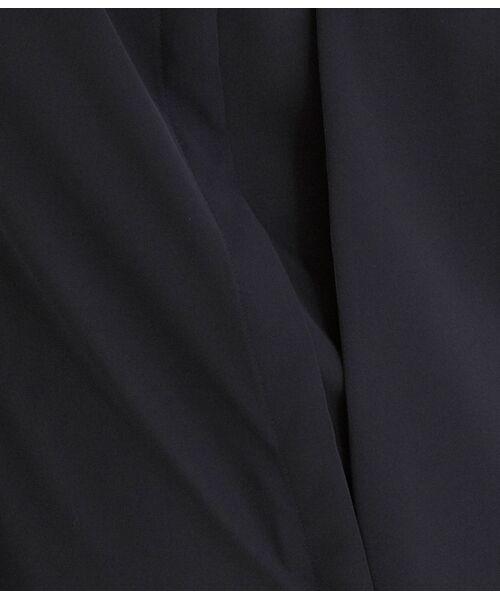 ROPE' / ロペ シャツ・ブラウス   【洗える】パウダリーツイルボウタイブラウス   詳細10