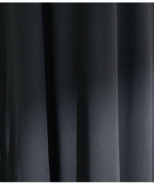 ROPE' / ロペ ワンピース | 【新色追加】【洗える】【一部WEB限定】エスパンディノースリーブワンピース | 詳細17