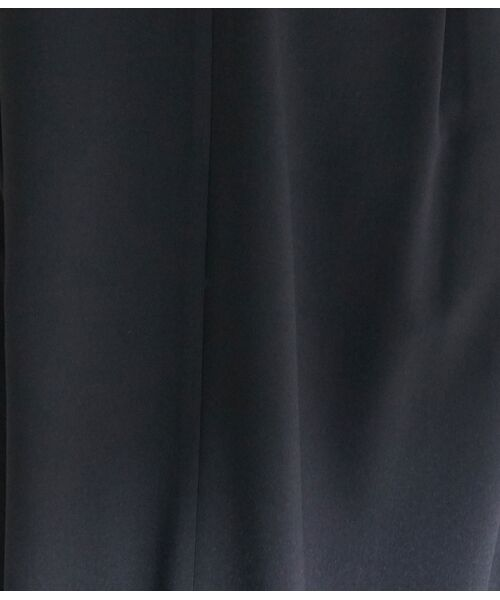 ROPE' / ロペ ワンピース | タックセミフレアージャンパースカート | 詳細10